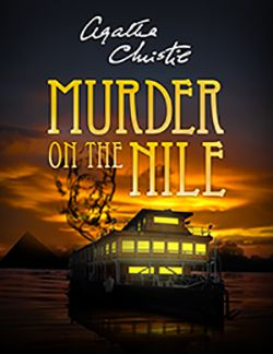 Cast in Agatha Christie's MURDER ON THE NILE